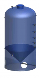 vertical-storage-tanks-with-an-elongated-casing-with-lower-conical-bottom-trokotex